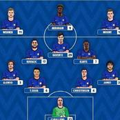 How Chelsea Could Lineup In Their Next Premier League Match Against Everton