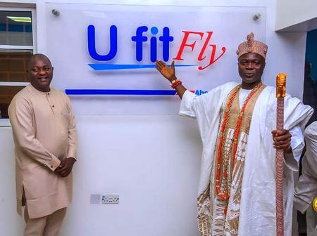 Oba Makama Urges Oyo Government To Collaborate With Ufitfly To Develop Tourism