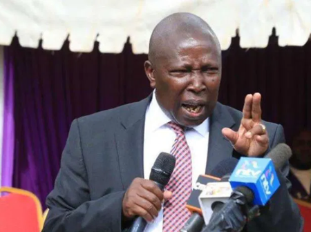 Maina Kamanda Caught Red-handed Spitting Vitriol on How Kikuyu Community Will Betray Dp Ruto in 2022