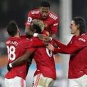 What We Learned As Man United Regain Top Spot