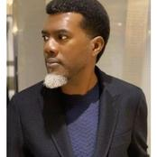 What Reno Omokri Said About Virgins And Youths.