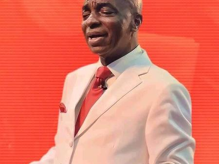 Check Out Bishop What David Oyedepo Said And How People React To It