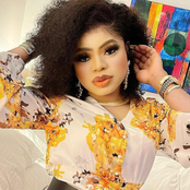 Bobrisky Shows Of His Glowing Skin And Eye Lashes (Photos)
