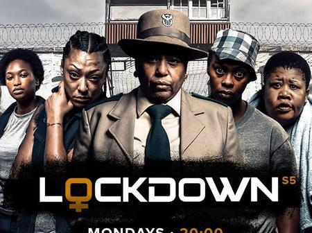 Mzansi Magic's Lockdown Returns to TV