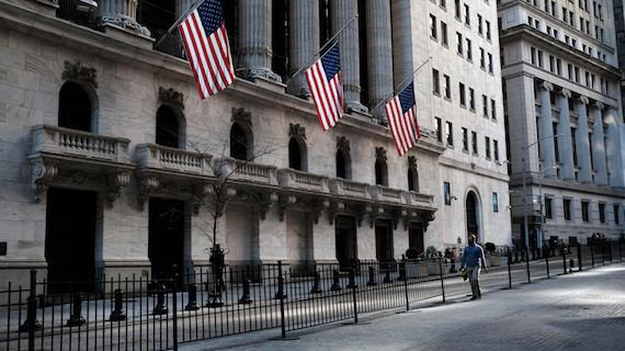 Bourse: le Dow Jones en baisse pour une 5e séance de suite