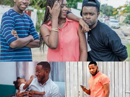 Do You Remember Cyril From The Ghanaiain Series YOLO? Check Out These Pictures Of Him And His Family