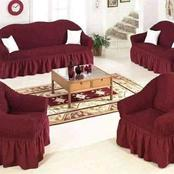 Leave Alone Ordinary Sofa Covers, Use This Unique Sofa Cover to Change the Looks of Your Living Room