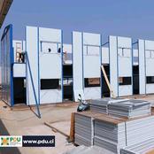 Le chantier de l'université de Bondoukou avance à grand pas : voici les dernières images