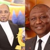 L'archevêque Kodja Guy Vincent parle de sa relation avec Hamed Bakayoko : « Il est mon ami d'enfance»