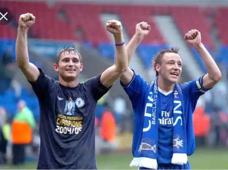 30 Best Friends Photos Of John Terry And Frank Lampard (Throwback)