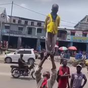 Check out the amazing talent demonstrated by these Nigerians kids (video)