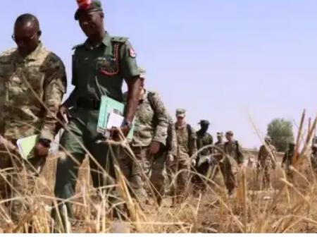 Nigeria Army begins 2020 recruitment