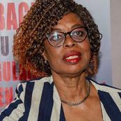 FPI/ Guerre de logo depuis Gagnoa, Odette Lorougnon  «ne vous fiez plus à ce signe»