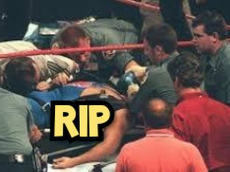 If you think wrestling beatings aren't real, See 2 wrestler who died from those beatings in the ring