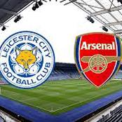 2 Reason Leicester Will Crush Arsenal In Today's Encounter.