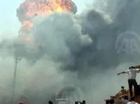 The Cause of Explosion That Rocked Abuja Community Revealed