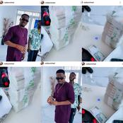 Zubby Michael Flaunts Loads Of Cash In New Video