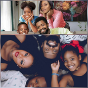 See Basketmouth's Whole Family And How Photogenic They Are