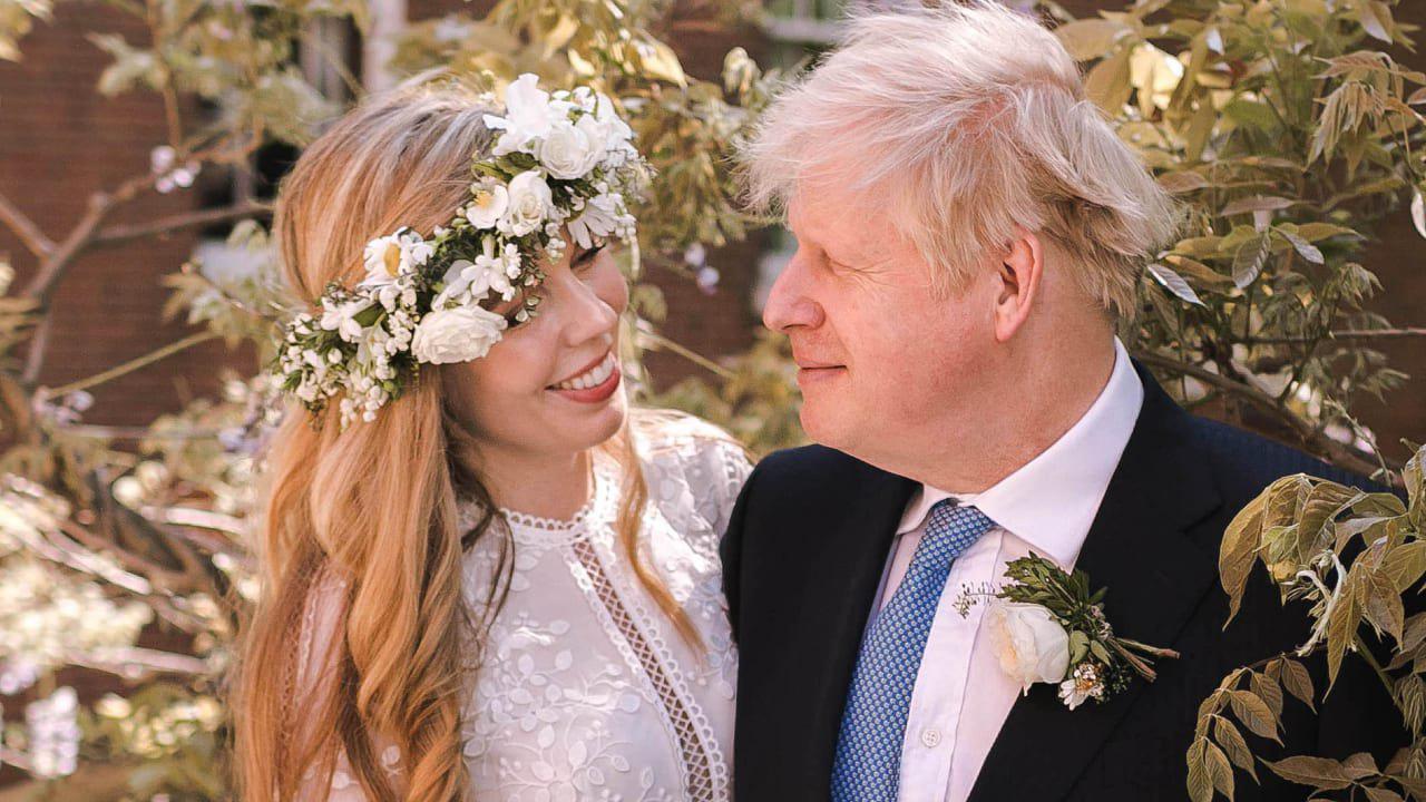 Nach Fehlgeburt : Boris Johnsons Frau ist wieder schwanger