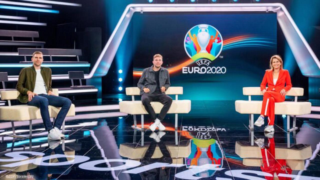 Ab heute zwei EM-Spieltage in Folge im ZDF