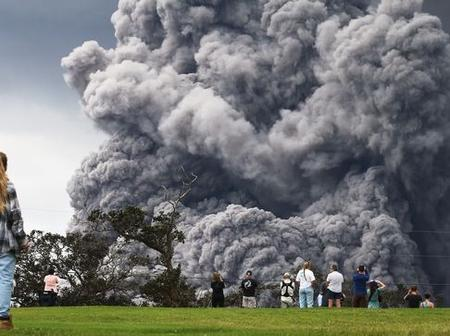 Is 2020 ending the world? Volcanic Eruption just occurred