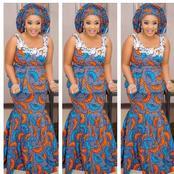 Beautiful ankara aso ebi styles