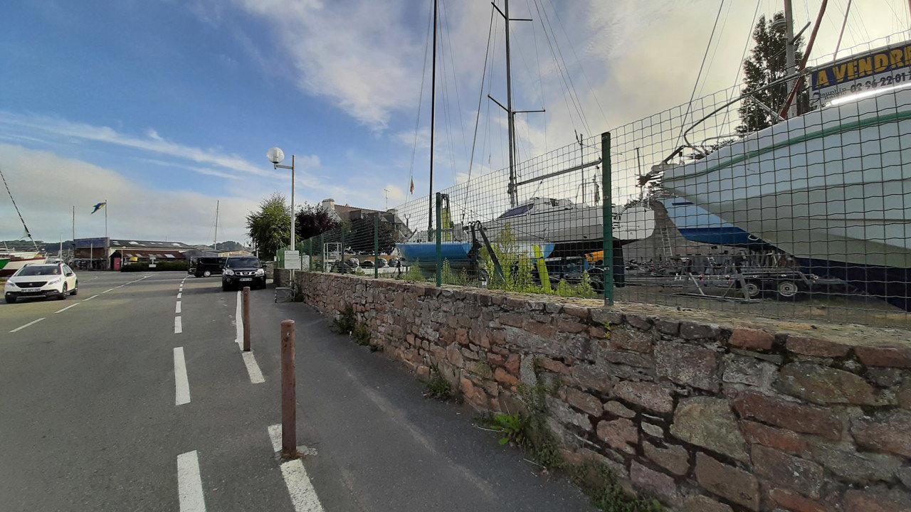 Tribunal. Paimpol : l'annulation demandée pour le permis de la résidence sur le port