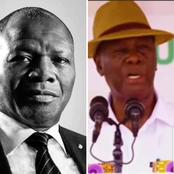 Après la visite du président Ouattara, Mabri Toikeusse se moque des différentes promesses