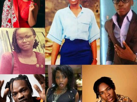 Before and after photos Of popular Nigerian celebrities before they became rich.