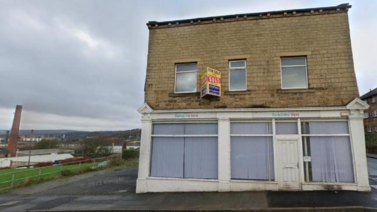 Salon plan for former Yorkshire Vet building