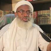Don't address bandits as criminals, says Sheikh Gumi