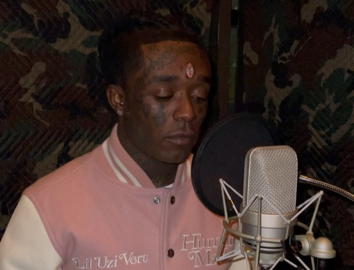 US rapper, ?Lil Uzi Vert gets $24 million 11-carat pink diamond implanted in his forehead?(photos)