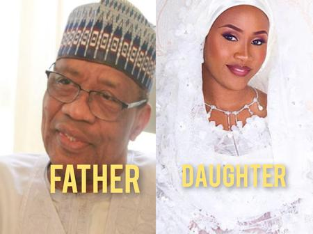 Meet the youngest daughter of Ibrahim Babangida