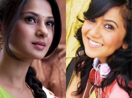 Between Kumud (Maya) and Gunjan, who acts bravely?