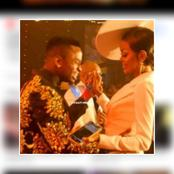 Beautiful Pictures Of Diamond Platinumz And Wema Sepetu