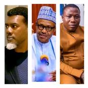 If Buhari Kills Sunday Igboho, Checkout What Reno Omokri Said Will Happen.