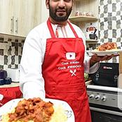 Meet Mombasa's Renowned Handsome Chef