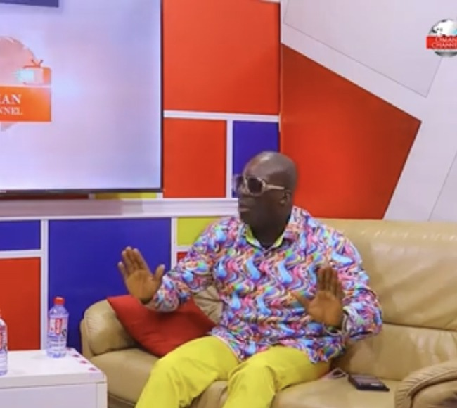 70c1eb0bab3e21e4db5df9986e33c858?quality=uhq&resize=720 - I Don't Joke With Owusu Bempah's Prophecy But I Had No Vision Over Mahama Losing - Kumchacha Laments