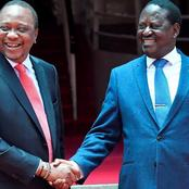 Reasons Why President Uhuru Kenya May Not Support Raila Odinga in 2022 General Elections