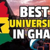 Top 5 Universities In Ghana 2021