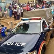Horrifying Incident After a Man Slaughters a 9-year Girl Like a Chicken At a Witch Doctors House