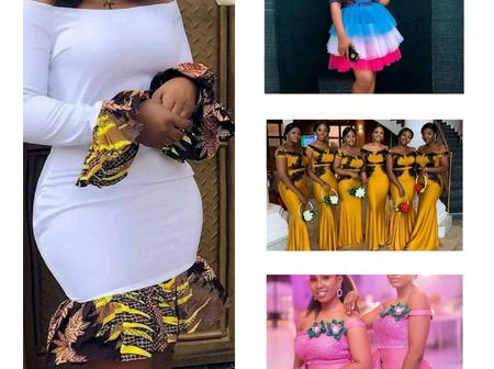 85 trendy styles made from different fabrics a lady can sew