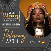 Ayisha Modi Surprises Efya On Her Birthday