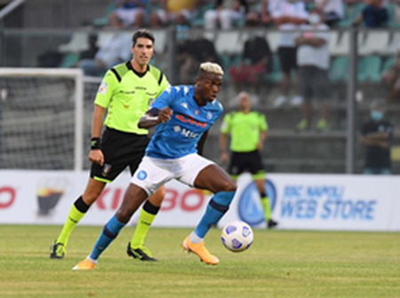 Serie A Players Salaries : Victor Fourth Best Paid U21 Player, Third Among Napoli Players