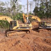 Kossou : la BRICM met en déroute les orpailleurs clandestins