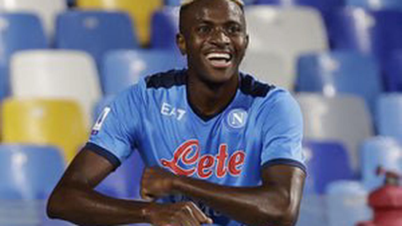 Manchester City interested in Napoli's Victor Osimhen?