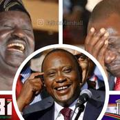 Game Of Thrones: 2022 Presidential Race A Sure Victory For Raila and Uhuru's Team?