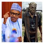 Reactions As Buhari Gives Reasons For A Lack Of Action Against Armed Bandits