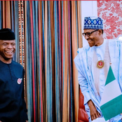 Professor Yemi Osinbajo is 64 today, see what Buhari said about him
