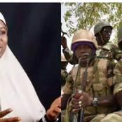 After Boko Haram Killed 40 People In Borno State, See What Aisha Yusufu Told Northerners As Remedy